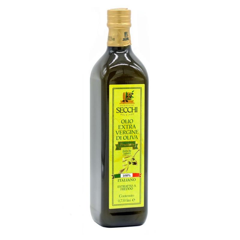 Olio Extra Vergine di Oliva Fruttato Antichi Sapori
