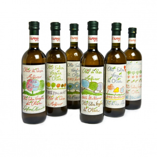 Natives Olivenöl extra Olio di Casa Anfosso 750 ml