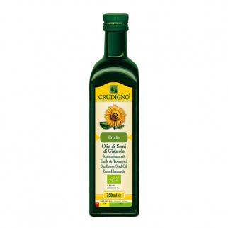 Biologisches Sonnenblumenöl 750 ml