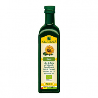 Organic Sunflower oil 750 ml