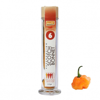 Organic Scotch Bonnet Chili Pepper Powder 12 gr