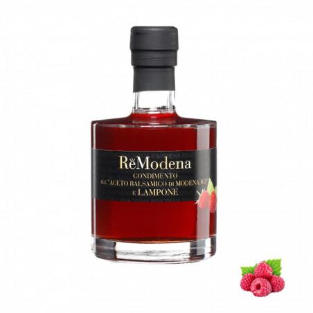 Condiment au Vinaigre Balsamique de Modena IGP et Framboises 250 ml