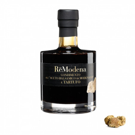 Condiment au Vinaigre Balsamique de Modena IGP et Truffe 250 ml