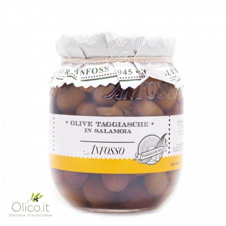 Olives Taggiasche en Saumure 290 gr