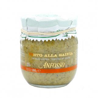Pesto alla Salvia 180 gr