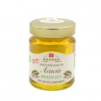 Organic Acacia Honey 350 gr
