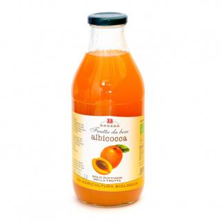 Organic Apricot Juice 750 ml
