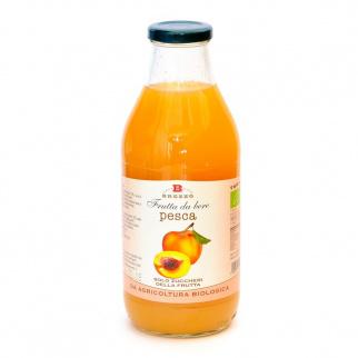 Biologisches Pfirsich Getränk  750 ml