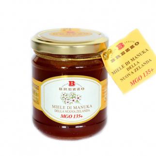 Manuka Honey MGO 135+ 250 gr