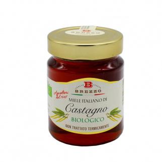 Organic Chestnut Honey 350 gr