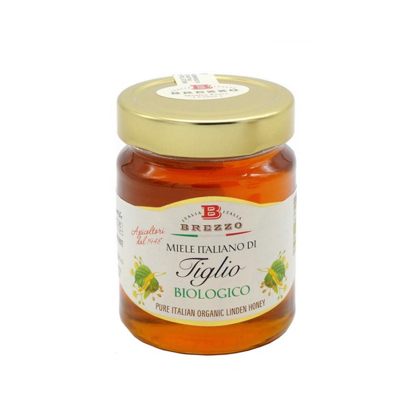 Organic Linden Honey