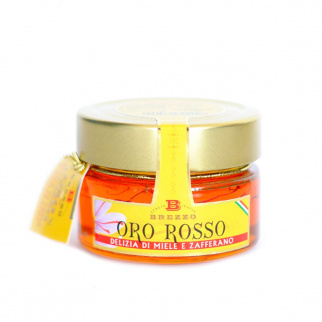 Honey and Saffron Specialty 120 gr