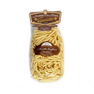 Apulian Fusilli Caserecci Pasta 500 gr