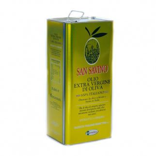 Huile d'Olive Extra Vierge San Savino 5 lt