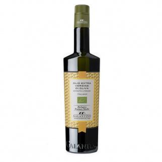 Huile d'Olive Extra Vierge Fruitée Moyenne Biologique 500 ml