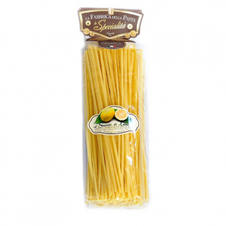 'e Linguine Pasta with Lemon 500 gr