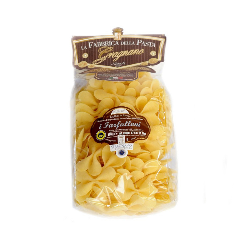 Farfalloni - Gragnano Pasta PGI