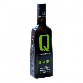 Biologische Extra Vergine Olijfolie van Olivastro Olijven 500 ml