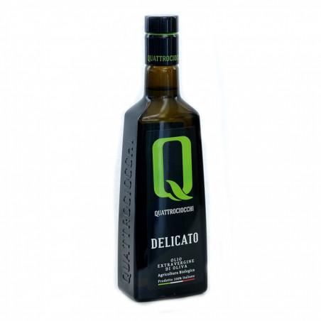 Biologisches natives Olivenöl extra Delicato 500 ml