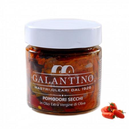 Tomates Séchés à l'Huile d'Olive Extra Vierge 310 gr