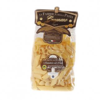 "Pennoni Lisci "" 'e Candele ca' Pont""-  Pâtes de Gragnano IGP"