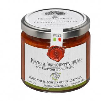 Pesto and Bruschetta Ibleo with Wild Fennel 190 gr