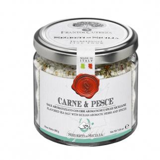 Sel marin avec Herbes et Épices pour Viande et Poisson 200 gr