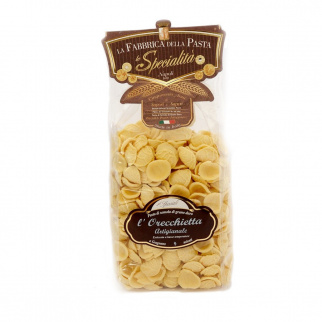 Artisanal Pasta Orecchiette 500 gr