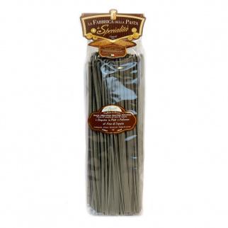 'e Linguine Black Squid Ink Pasta 500 gr