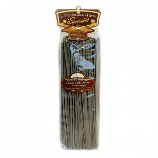 'e Linguine Pasta mit Tintenfischtinte 500 gr