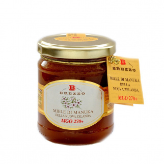 Manuka Honey 270+ 250 gr