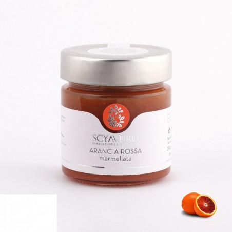 Red Orange Marmalade 250 gr