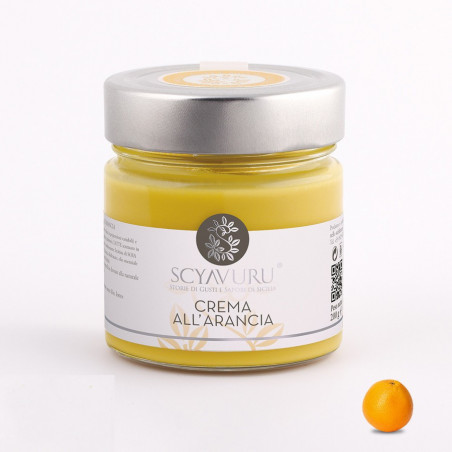 Orange sweet Cream 200 gr