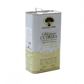 Huile d'Olive Extra Vierge Selezione Cutrera 3 lt