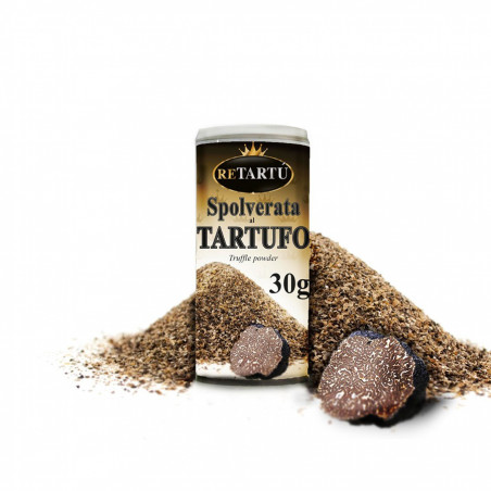 Condiment a base de Truffes et Champignons en Poudre 30 gr