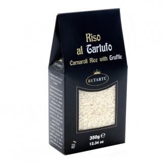 Riz Carnaroli avec Truffe 350 gr