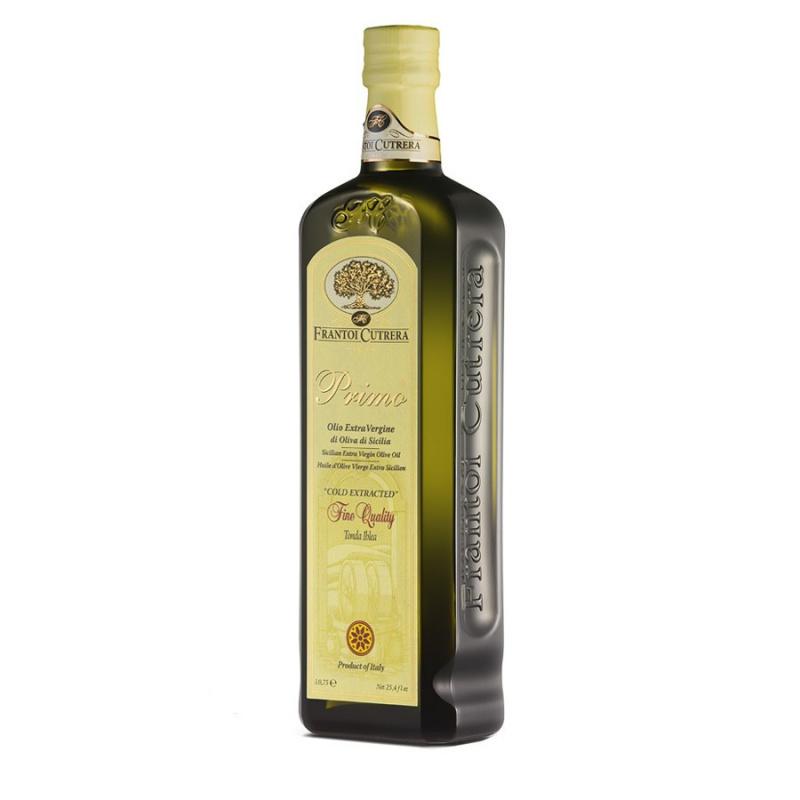 Olio Extra Vergine di Oliva Primo Fine Quality Cutrera Sicilia
