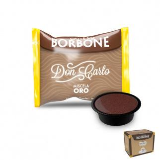 100 Kapseln Caffè Borbone GOLD Mischung mit Lavazza A Modo Mio* Kompatibel