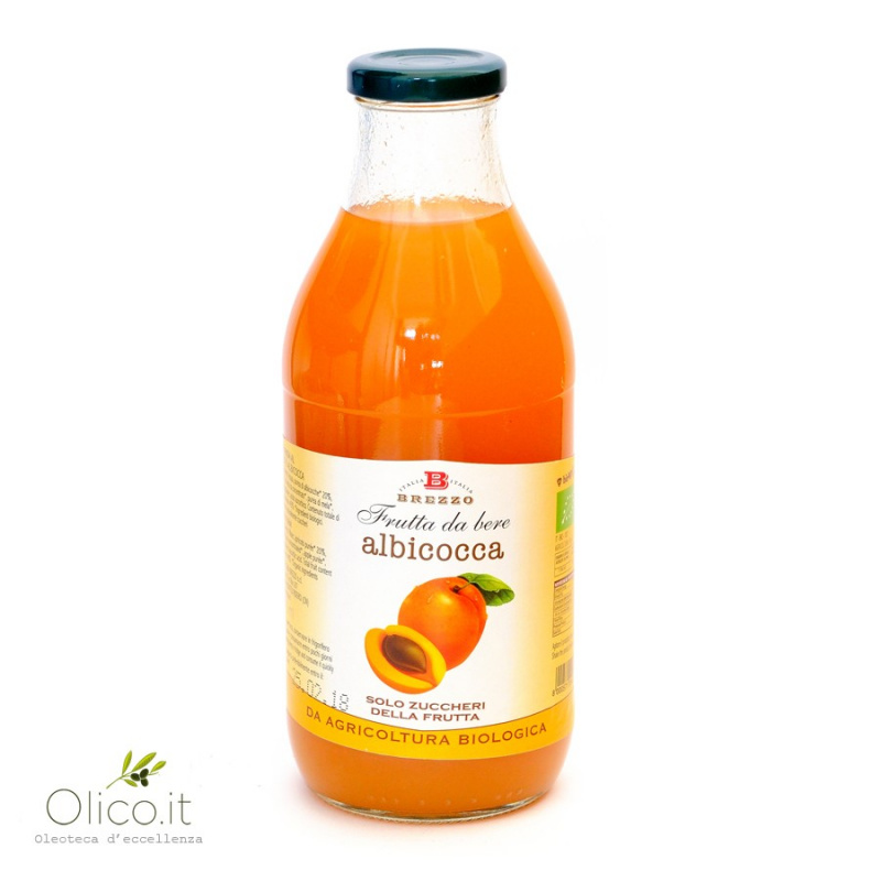 Organic Apricot Juice