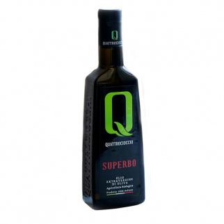 Biologische Extra Vergine Olijfolie Superbo 500 ml