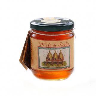 Basilisco Nebrodensis Honey Sicilian Black Bee 250 gr
