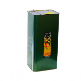 Natives Olivenöl Extra Fiore del Frantoio Franci 5 lt