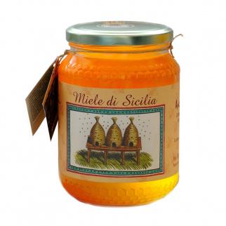 Sulla Honey Sicilian Black Bee 1 kg