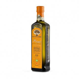 Huile d'Olive Extra Vierge Primo Double Bio & AOP Cutrera 500 ml