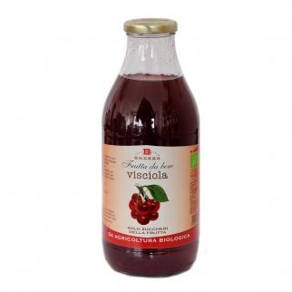 Biologisch Vruchtensap van Wilde Kers 750 ml