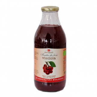 Organic Sour Cherry Juice 750 ml