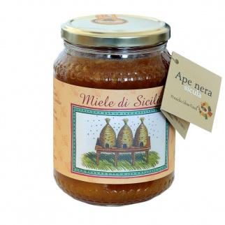 Miel de Ronce Abeille Noire Sicilienne 1 kg