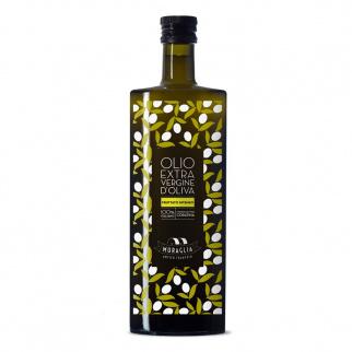 Monokultivares Natives Olivenöl Extra Coratina Essenza Intensiv Fruchtig 500 ml