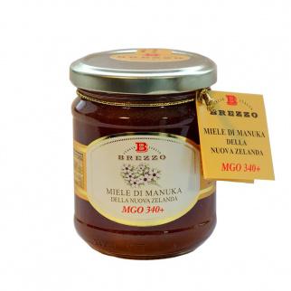 Manuka Honey MGO 340+ 250 gr
