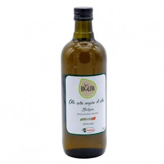 Organic Extra Virgin Olive Oil Bioliva 1 lt